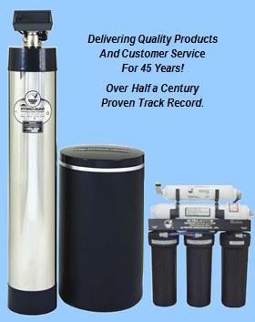 Water Softener Hydro Quad Water Softener